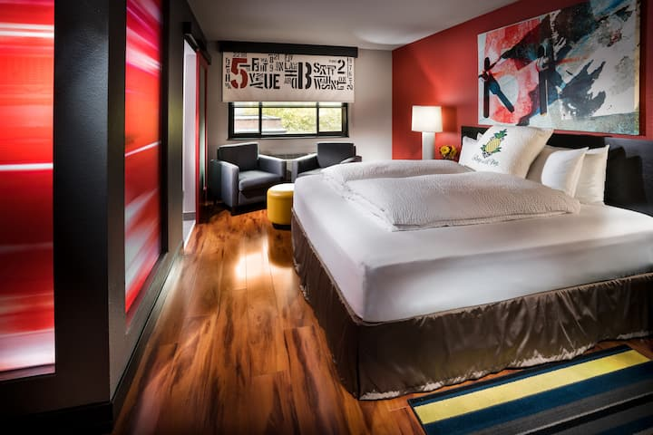 Hotel Five, Urban Suite