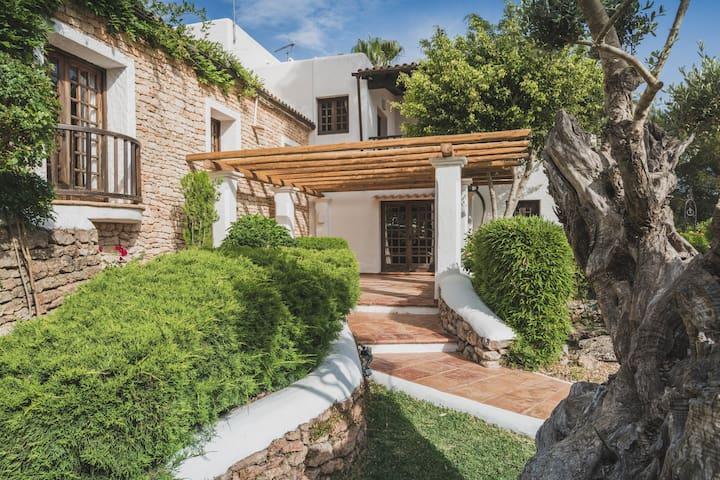 Casa original ibicenca