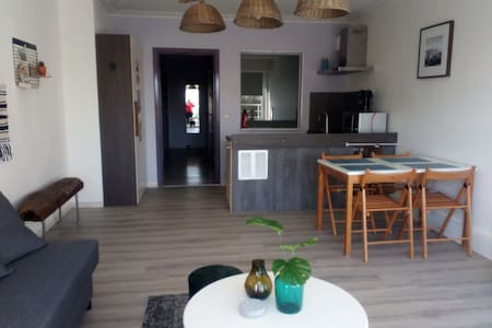 Cosy beach appartment ¨t strandhuis¨