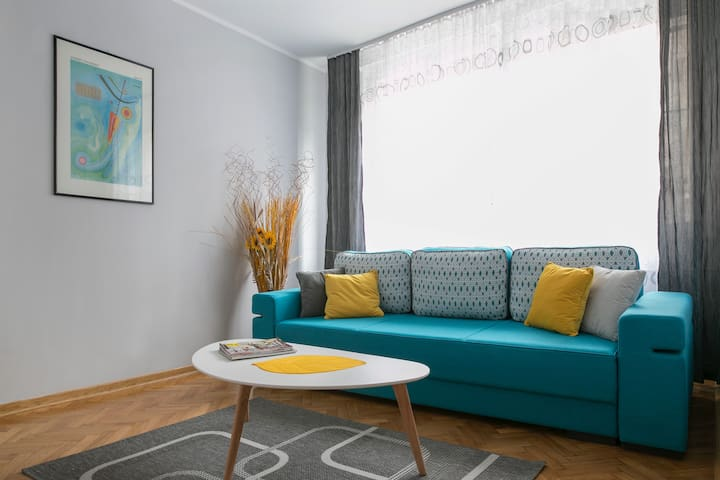 Nice cosy apartment at the very heart of the city