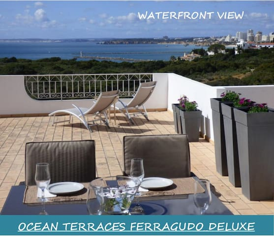 OCEAN TERRACES VIEW