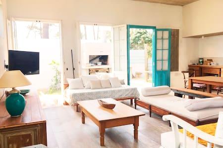 Nórdica, bella casa en La Barra cerca de Oh!