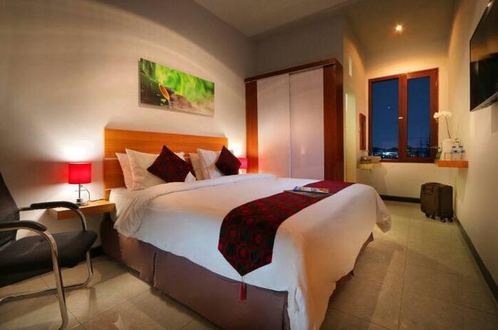 Exclusive backpacker room Valomia - Denpasar Barat - Bed & Breakfast