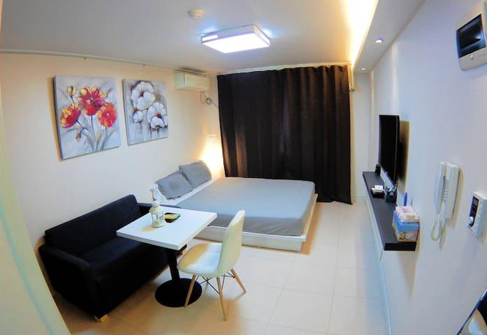 DDM jongno Q-BED cozy roon #2 - Jongno-gu - Apartment