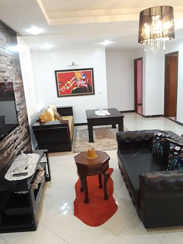 Downtown kenitra 3 br apartment