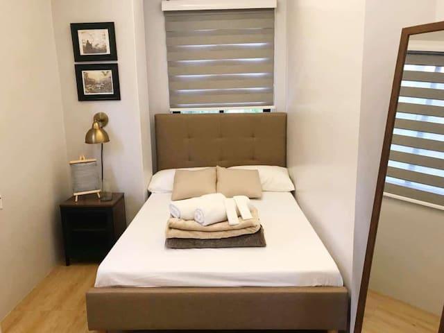 Bedroom 2 second floor - double size bed