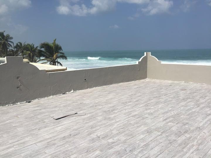 Dorado Dreams Home-OCEAN FRONT/INFINITY POOL!!