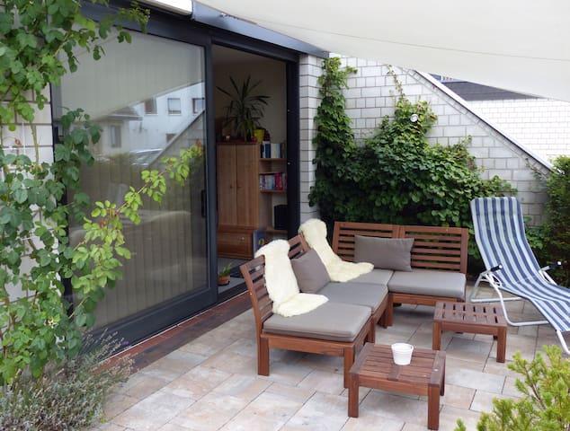 Gästezimmer für 1-2 Personen am Stadtrand Menden