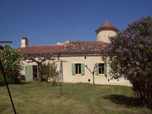 Maison de campagne Dordogne prés Monpazier