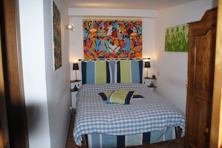 Appia Antica Cottage with private indipendent room - Roma - Casa