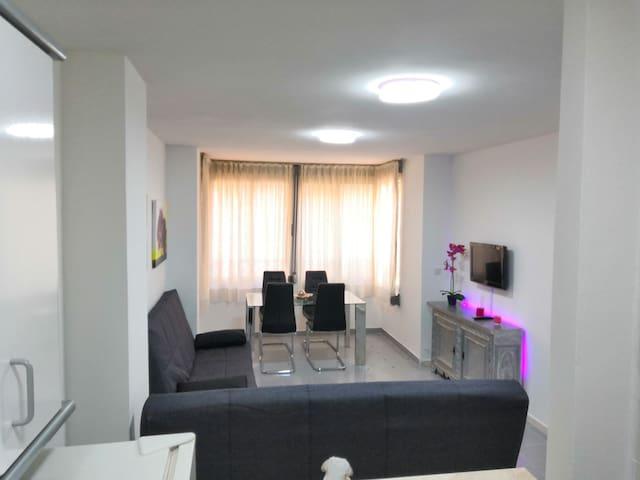 Precioso piso en el centro de granada