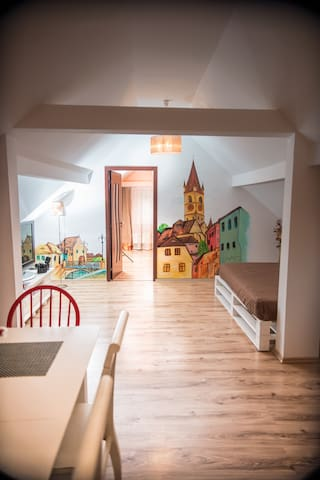 Lower Town Apartment in Sibiu - Sibiu