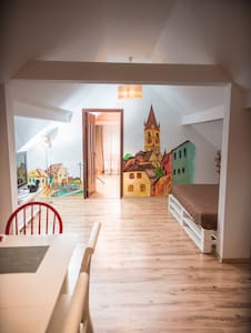 Lower Town Apartment in Sibiu - Sibiu - Apartment