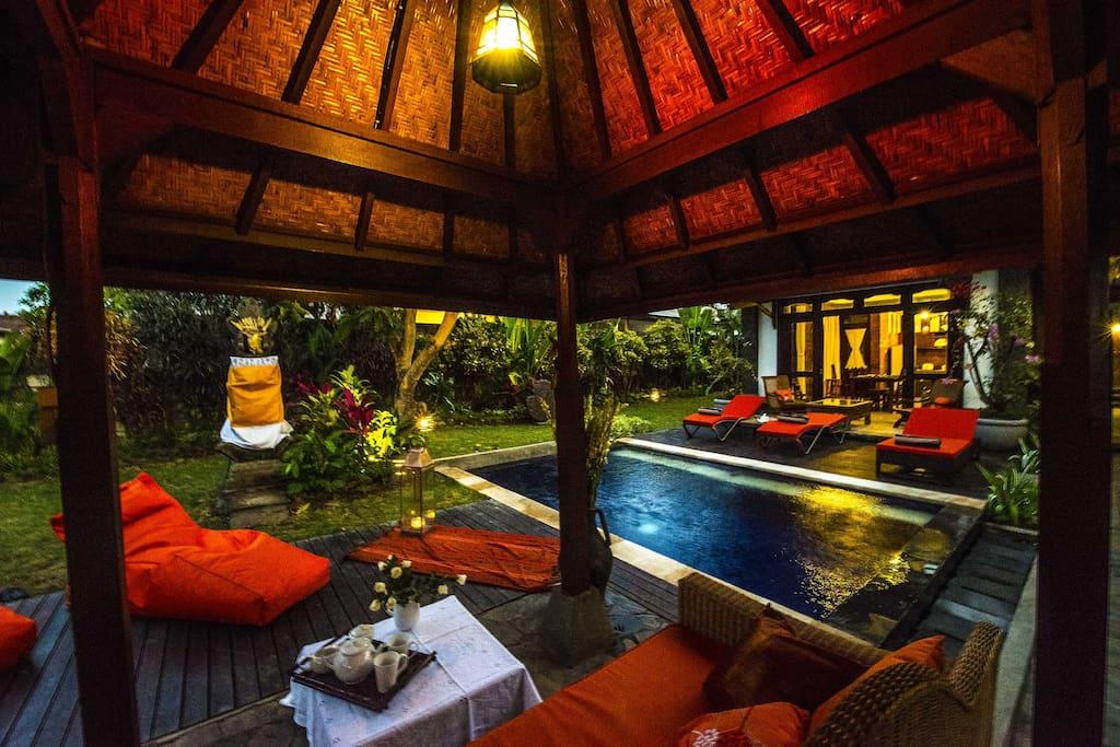 4BR villa Hidden Paradise Jimbaran ★ ALL INCLUSIVE