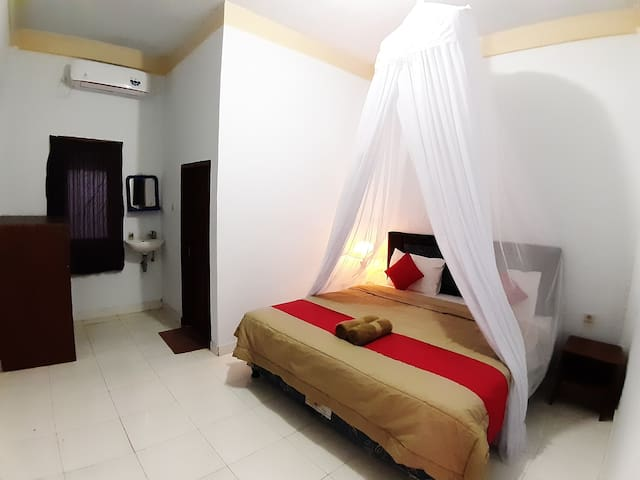 PRIVATE HOUSE DELUXE 2 bedrooms @mangga house
