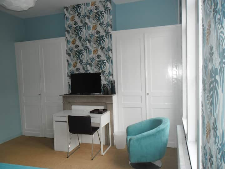 Chambre spacieuse à Lille