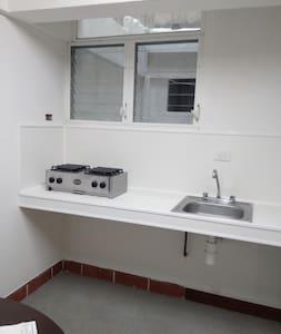Departamento amueblado y climatizado - Villahermosa - 附属单元(In-law)