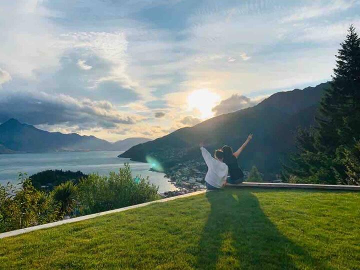 Breathtaking views, luxurious and stylish