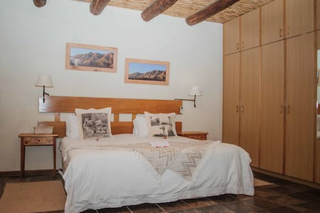 Cute DBL room with beautiful view - Swellendam