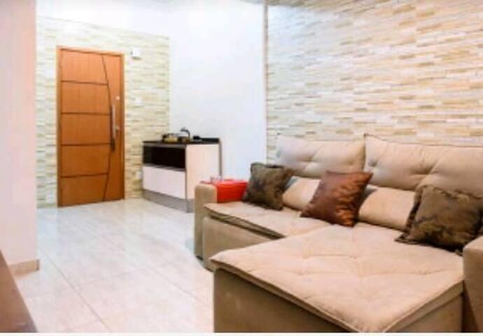 Três quartos em Copa (2) - Rio de Janeiro - Appartamento