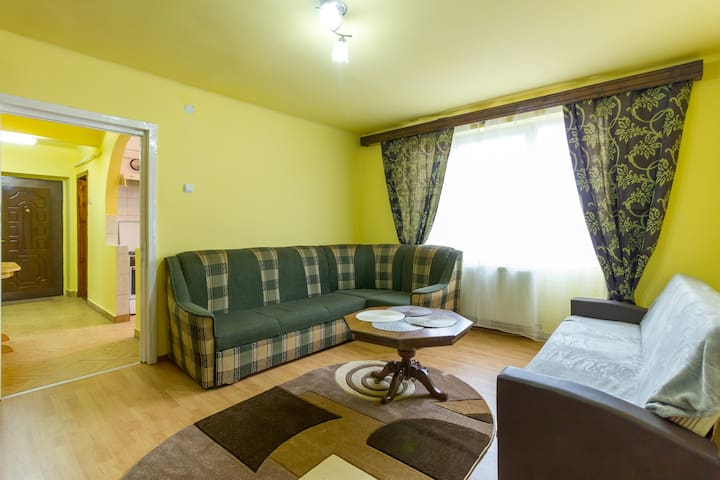 Salina Rooms-Central, cozy and modern appartament - Turda
