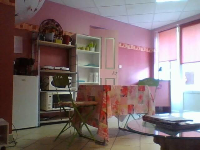 LES ROMARINS petit studio chez l habitant