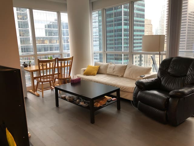 Luxurious condo in the heart of downtown Toronto!
