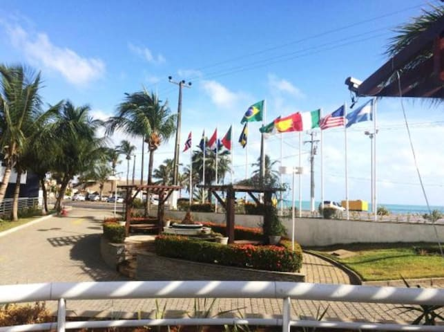 Resort Blue Marlin- Natal RN Praia Do Cotovelo