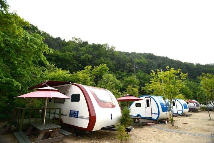Freeman's Caravan