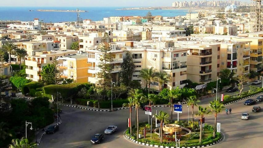 """Maamoura Beach Apartment """"El Nargess"""""""