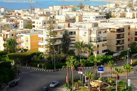 "Maamoura Beach Apartment ""El Nargess"""