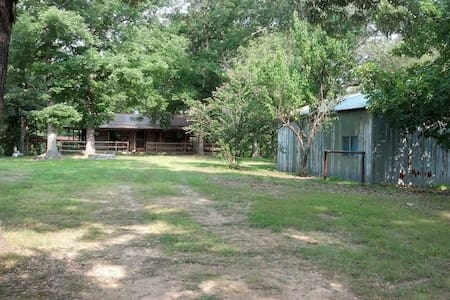 Buffalo River Cabin