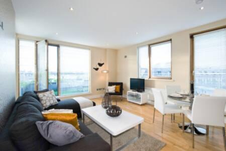 Dublin City Penthouse Apartment