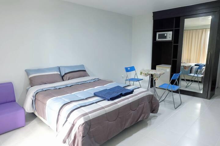 A.D.condominium Wongamart beach