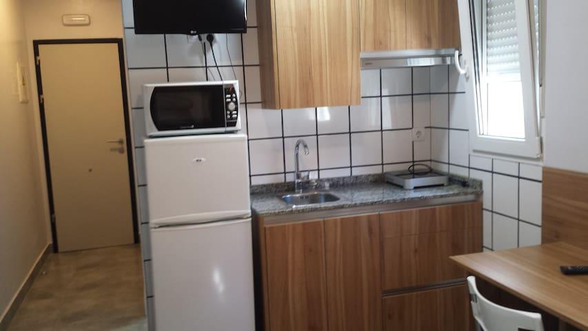 Estudio 204 cocina y baño propio