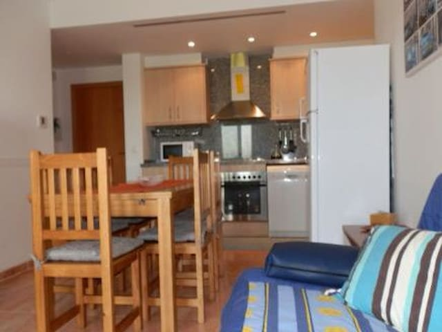 apartamento tranquilo playa Eucaliptus - L'Eucaliptus - Apartament