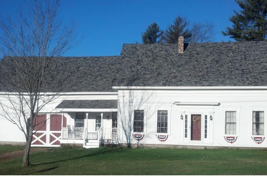 1855 Farmhouse