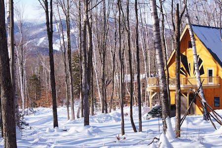 Artists Chalet minutes from Stratton Ski Resort