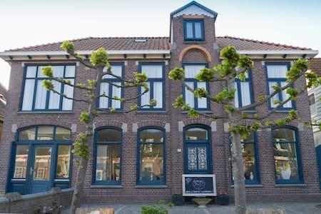 Relaxed Texel, BnB de Moerbei ideale uitvalsbasis - De Cocksdorp