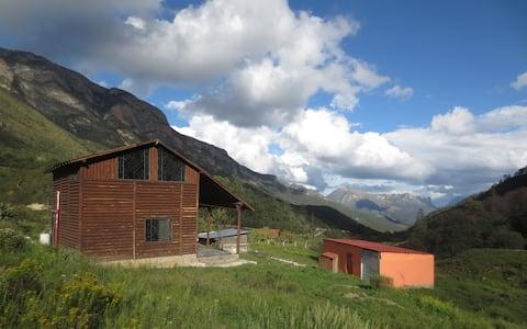 La Corteza - Cabaña - Convive con la Naturaleza
