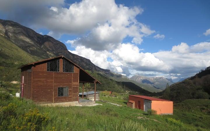 Cabañas La Corteza - Convive con la naturaleza
