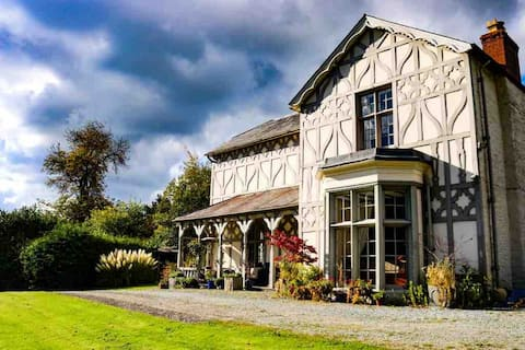 The Cottage Treburvaugh is the perfect retreat