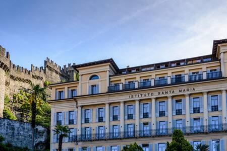 Nel cuore della città Unesco! - Bellinzona