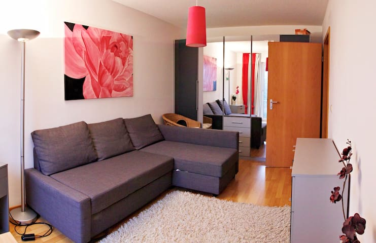 A guest room close to Munich - Ebersberg - Townhouse
