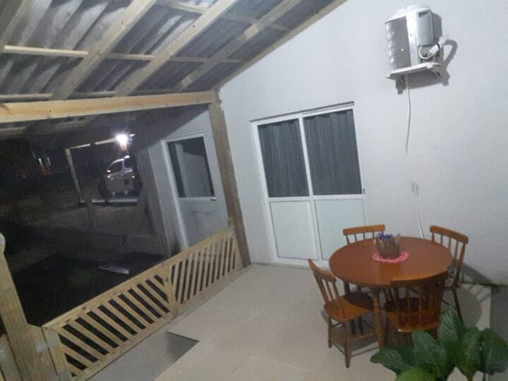 House air conditioning  5 minutes to Torres Beach