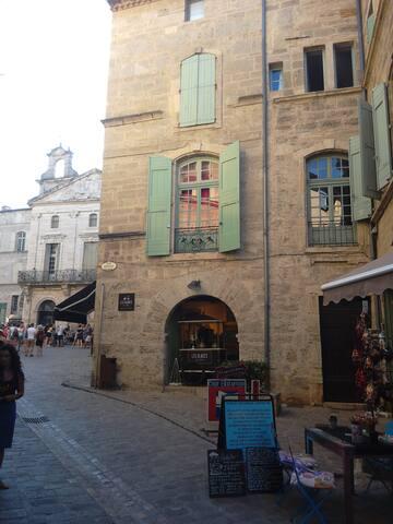 Studio centre historique Pézenas