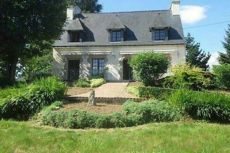 Maison en centre Bretagne pour vos vacances ! - Langonnet - Hus