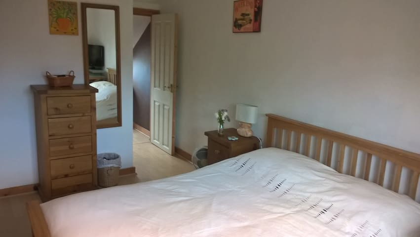 Double room in family house, close to town centre. - Maidstone