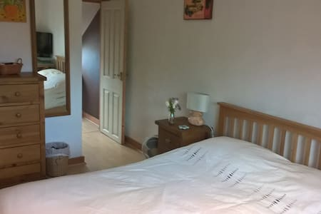 Double room in family house, close to town centre. - Maidstone - Talo
