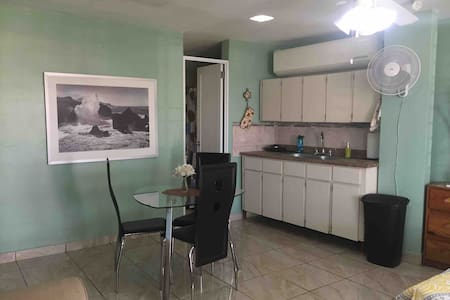 Entire Studio apartment in la Isla del Encanto!!!